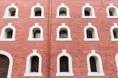 Arkitektonisk bakgrund. Royaltyfri Fotografi