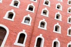Arkitektonisk bakgrund. Royaltyfri Foto