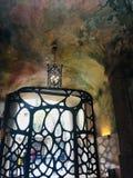 arkitektonisk barcelona detalj royaltyfria bilder