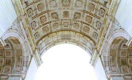 Arkitektonisk design och detaljer Royaltyfri Fotografi
