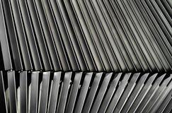 Arkitektonisk detalj för metallluftventil Royaltyfri Foto