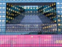 Arkitektonisk detalj i Laförsvar Arkivfoton