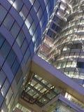 Arkitektonisk detalj i Laförsvar Royaltyfri Foto