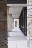 Arkitektonisk gångbana Royaltyfria Bilder