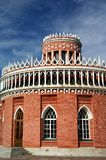 arkitektonisk gotisk neo stil arkivfoto