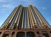 Arkitektonisk stil för art déco Royaltyfria Foton