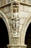 arkitektonisk stonework Royaltyfri Foto