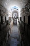 Arkitektonisk symmetri på den östliga statliga straffanstalten Royaltyfri Bild