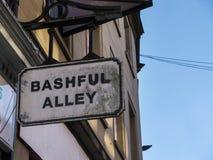Arkitektoniska detaljer i Lancaster England i mitten av staden arkivbilder