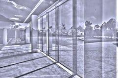 Arkitektoniska Dreamscape arkivfoto