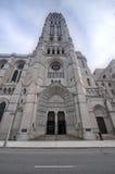 2000 arkitektoniska gotiska carillonkyrkastad inkluderar världen york för stil för status för flodstrand s för landmarken den stö Arkivfoton