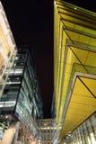Arkitektoniska linjer Royaltyfria Bilder