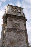 Arkitektoniska Rome Arkivfoto