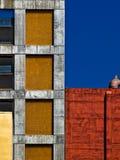 Arkitektoniskt abstrakt begrepp Royaltyfri Fotografi