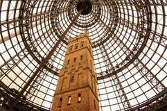 Arkitektoniskt förundra sig på Melbourne Royaltyfria Bilder