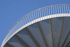 arkitektoniskt som elementtrappa Arkivbilder