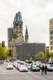 Arkitektur av Berlin, Tyskland Arkivfoton