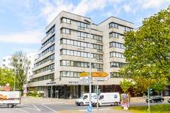 Arkitektur av Berlin, Tyskland Arkivfoto