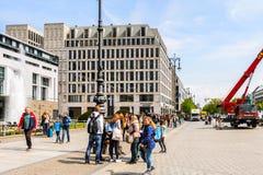 Arkitektur av Berlin, Tyskland Royaltyfria Foton