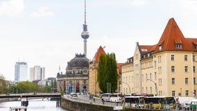 Arkitektur av Berlin, Tyskland Royaltyfri Bild