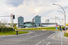 Arkitektur av Berlin, Tyskland Royaltyfria Bilder