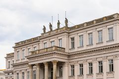 Arkitektur av Berlin, Tyskland Royaltyfri Foto