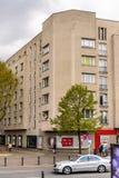 Arkitektur av Berlin, Tyskland Royaltyfri Fotografi