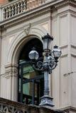 Arkitektur av bolognaen arkivfoton