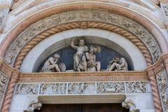 Arkitektur av bolognaen fotografering för bildbyråer