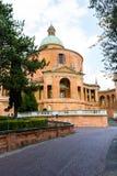 Arkitektur av bolognaen royaltyfria bilder