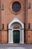 Arkitektur av bolognaen arkivbilder