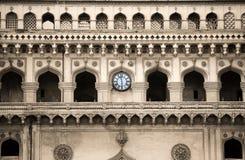 Arkitektur av Charminar Arkivbilder