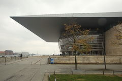 arkitektur av Danmark Royaltyfri Bild