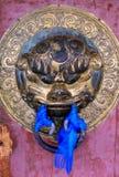 Arkitektur av den Kharkhorin Erdenzuu kloster, Mongoliet Royaltyfria Bilder