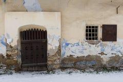Arkitektur av den Turiec regionen, Slovakien royaltyfria bilder