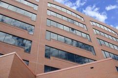 Arkitektur av en bank i Colorado Springs Fotografering för Bildbyråer