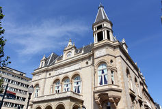 Arkitektur av Luxembourg Arkivbilder