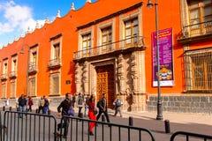 Arkitektur av Mexico DF Royaltyfri Bild