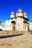 Arkitektur av Moscow Royaltyfri Bild