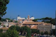 Arkitektur av Rome, Italien Arkivfoton