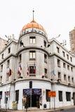 Arkitektur av Santiago de Chile Royaltyfria Foton