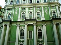 Arkitektur av St Petersburg Royaltyfria Bilder