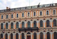 Arkitektur av St Petersburg Royaltyfria Foton