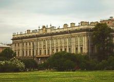 Arkitektur av St Petersburg Fotografering för Bildbyråer