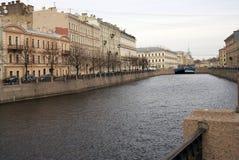 Arkitektur av St Petersburg, Ryssland Royaltyfria Foton