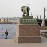 Arkitektur av St Petersburg, Ryssland Fotografering för Bildbyråer