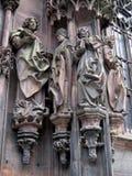 Arkitektur av Strasbourg Arkivbilder