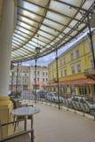 Arkitektur av Tarnow, Polen Royaltyfria Bilder