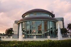 Arkitektur av West Palm Beach Royaltyfria Foton