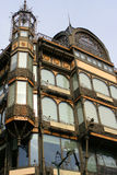 arkitektur brussels Royaltyfria Bilder